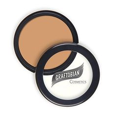 Graftobian HD Glamour Creme Foundation Sunlit Linen -- Additional details at the pin image, click it : Glitter Makeup Makeup Companies, Dark Skin Tone, No Foundation Makeup, Foundation 5, Airbrush Makeup, Glitter Makeup, Natural Skin, Makeup Tips, Makeup Products