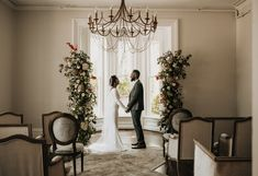 This moody vow renewal is giving us all the fall feels. Airbnb Wedding, Elope Wedding, Elopement Wedding, Wedding Venues, Home Wedding Inspiration, Wedding Ideas, Wedding Photos, Small Winter Wedding, Winter Weddings