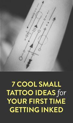 7 cool small tattoo ideas