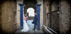 Southwark Cathedral wedding with Butlers Wharf, Tower Bridge & Vinopolis reception