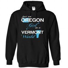 (ORJustXanh001) Just An Oregon Girl In A Vermont World - #tshirt women #gray sweater. GET YOURS => https://www.sunfrog.com/Valentines/-28ORJustXanh001-29-Just-An-Oregon-Girl-In-A-Vermont-World-Black-Hoodie.html?68278