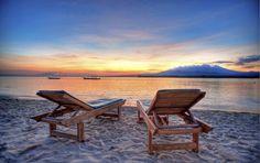 Gili Air Sunrise - Indonesia