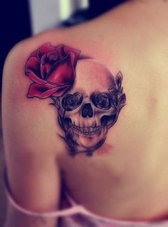 125 Kick-Ass Skull Tattoos For Men & Women - Wild Tattoo Art