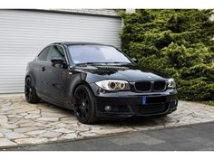 BMW 123d Coupe Automatik