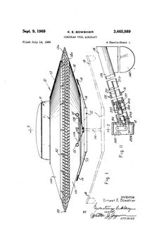 flying saucer - Google Patents Aliens And Ufos, Ancient Aliens, Miranda Johns, Ufos Are Real, Nicolas Tesla, Mysterious Events, Flying Disc, Secret Space, Flying Saucer