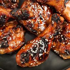 Sweet Soy-Glazed BBQ Chicken Recipe