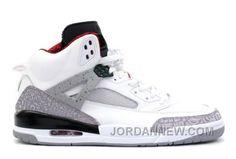 http://www.jordannew.com/315371101-air-jordan-spizike-og-white-cement-grey-black-a23009-top-deals.html 315371-101 AIR JORDAN SPIZIKE OG WHITE CEMENT GREY BLACK A23009 TOP DEALS Only $173.00 , Free Shipping!