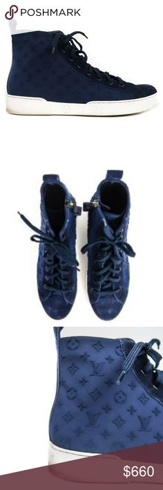 498ab40de8a 7 Best Louis vuitton high tops images in 2018 | Adidas sneakers ...