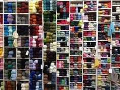 #DearMom Thank you for introducing me to the wonderland of craft stores. #knitting