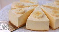 Cheesecake s banánom | Báječné recepty
