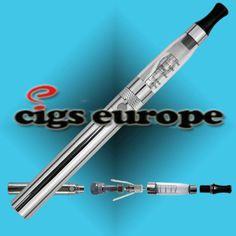 E-sigaret CE5 DeLuxe //Prijs: € & GRATIS Verzending vanaf €50 //     #EcigsEurope #ElektronischRoken #ElektronischeSigaretten #Dampen