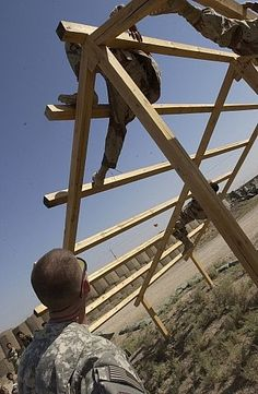 How to Build an Outdoor Obstacle Course