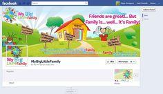 http://www.mybiglittlefamily.com/ Facebook page https://www.facebook.com/mybiglittlefamily  http://on.fb.me/pgdsgnr