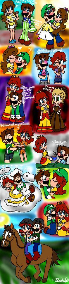 LxD Doodle Sheet by paratroopaCx.deviantart.com on @deviantART