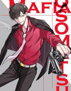 Osomatsu Reborn Katekyo Hitman, Hitman Reborn, Mafia, Osomatsu San Doujinshi, Ichimatsu, Cute Anime Guys, Boy Art, Star Vs The Forces Of Evil, Drawing People