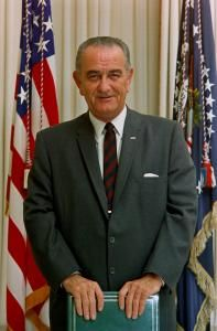 Photo - Lyndon Baines Johnson