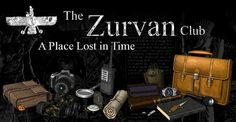 """""""A Place Lost in Time"""", is the first episode of  the adventures of  """"The Zurvan Club"""", where a group of young people join their skills in order to solve a mystery written in an old Sumerian carving that will lead them to amazing discoveries about our past that could change our future."""