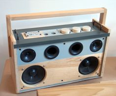 Jammy Boombox by Leaptronic