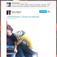 Harry and Niall!<3