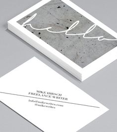 Browse Business Card Design Templates | MOO (Australia)