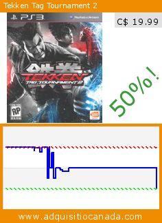 Tekken Tag Tournament 2 (Video Game). Drop 50%! Current price C$ 19.99, the previous price was C$ 39.83. http://www.adquisitiocanada.com/namco-bandai/tekken-tag-tournament-2