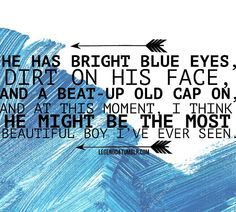 day and june from legend beautiful quote I Love this one