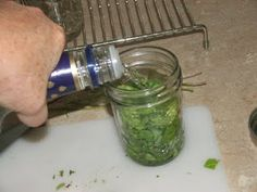 Make your own Peppermint, vanilla, and citrus extracts - from the canning granny blog