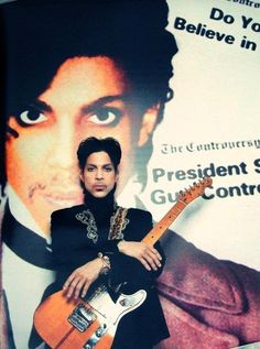 68/100 Photos Of Prince.