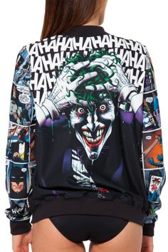 Killing Joke BF Bomber - LIMITED