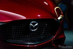 マツダ RX-VISION コンセプト Tokyo Motor Show, Mazda 6, Dream Machine, Concept Cars, Design Inspiration, Zoom Zoom, Conference, Tech, Detail