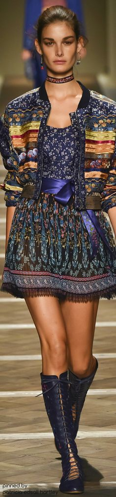 SPRING 2016 READY-TO-WEAR Etro, I ordered these fab knee highs