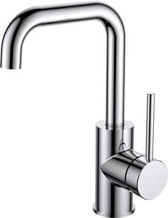 PP.01-1HS Envy Basin Mixer with Square Spout