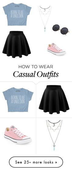 School Outfits for Teens Day Fashion Outfits Converse Outfits, Komplette Outfits, School Outfits, Casual Outfits, Fashion Outfits, Dress Casual, Skirt Outfits, Casual Wear, Kawaii Fashion