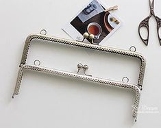Items similar to 12 color bobbles half round Brushed silver purse frames on Etsy Silver Purses, Round Brush, Frames, Etsy, Color, Home Decor, Decoration Home, Room Decor, Frame