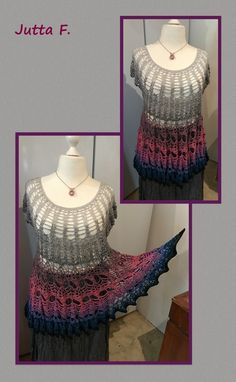 Die 593 Besten Bilder Von Tunika In 2019 Yarns Crochet Patterns