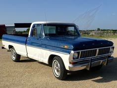 1968 Ford 1875000 by Buy Sell Trade at Classic car Muscle car Street Rod Classic Ford Trucks, Ford Pickup Trucks, Chevy Trucks, Classic Cars, 1986 Chevy Truck, F100 Truck, Ford F Series, Old Fords, Street Rods