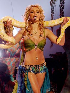 25 of Britney's most iconic moments in history