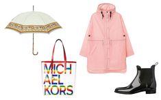 エディターが推薦! 雨の日が待ち遠しくなる、とっておきのレイングッズ Articles, Polyvore, Fashion, Moda, Fashion Styles, Fashion Illustrations