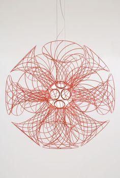 Vita by Lucente | #design Brian Rasmussen, red version @SalonLucente Fresno