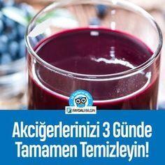 Akciğerlerinizi 3 Günde Tamamen Temizleyin! #sağlık #kür @faydalibilgin