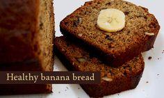 Неаlthу-banana-bread