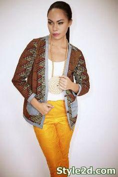 african clothing fashion 2014 Urban Afro-Pop