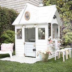 46 best wooden playhouse images gardens cottage farmhouse rh pinterest com
