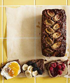 Banana Bread, Smoothie, Candy, Baking, Ethnic Recipes, Sweet, Food, Ideas, Bakken