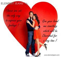 #Valentineday#valentine #valentinegift #elementjeans #elementjeansco #jeans #denim #casualwear #women #men #love #bemyvalentine