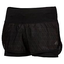 Buy Adidas 2-In-1 Training Shorts, Black Online at johnlewis.com