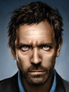Speed Paint Dr. House by shobey1kanoby on DeviantArt
