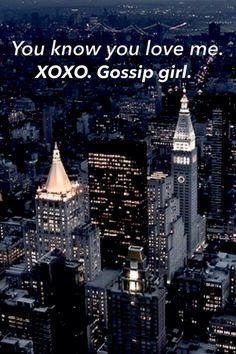 Gossip girl is mijn favoriete serie op Netflix.