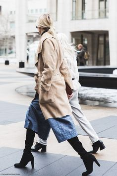 New_York_Fashion_Week-Fall_Winter_2015-Street_Style-NYFW-Camille-Culotte-Suede_Coat-