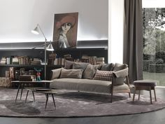 BURTON - Lounge sofas by Frigerio | Architonic